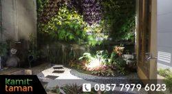tukang taman vertical garden bintaro