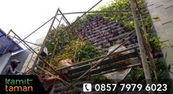 tukang taman vertikal depok